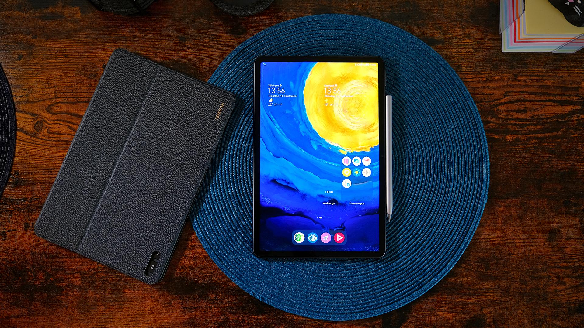 Huawei MatePad 11: Hervorragendes Medien-Tablet mit Eigenheiten