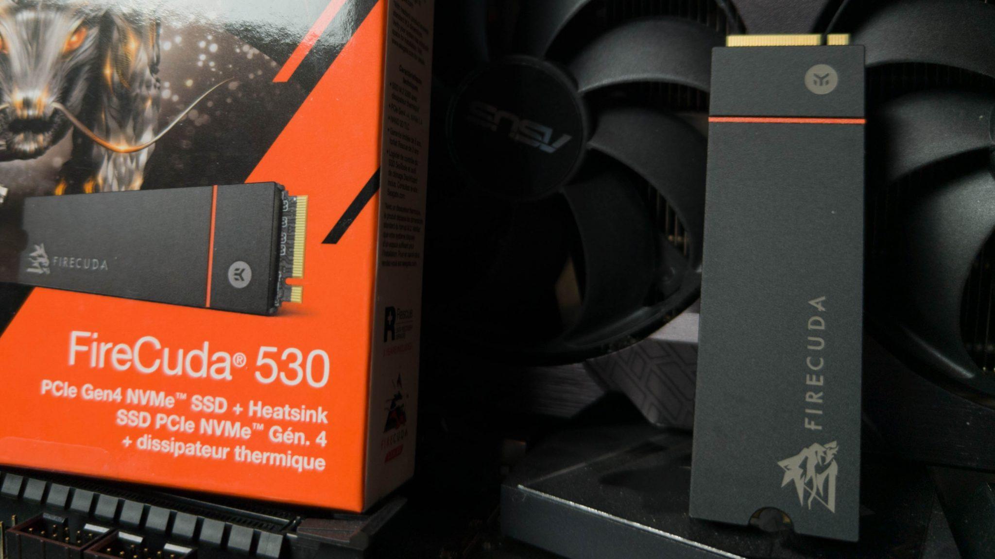 Seagate FireCuda 530 SSD – Nicht nur eine weitere PCIe 4.0 SSD
