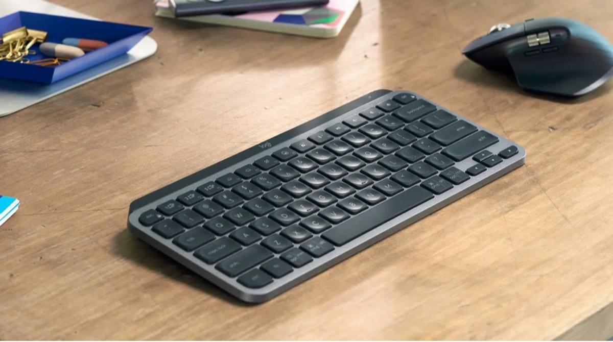 Die MX Keys Mini vorgestellt: Kein Nummernblock, aber mit Emoji-Taste