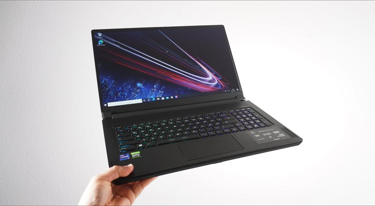 MSI GS76 Stealth im Hands-On-Video: Neue High End Notebooks mit RTX 3080