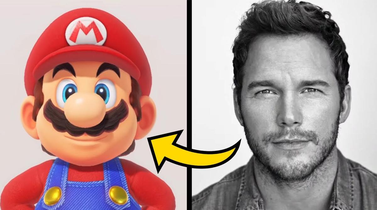 Nintendo September Direct: Chris Pratt wird die Stimme von Mario