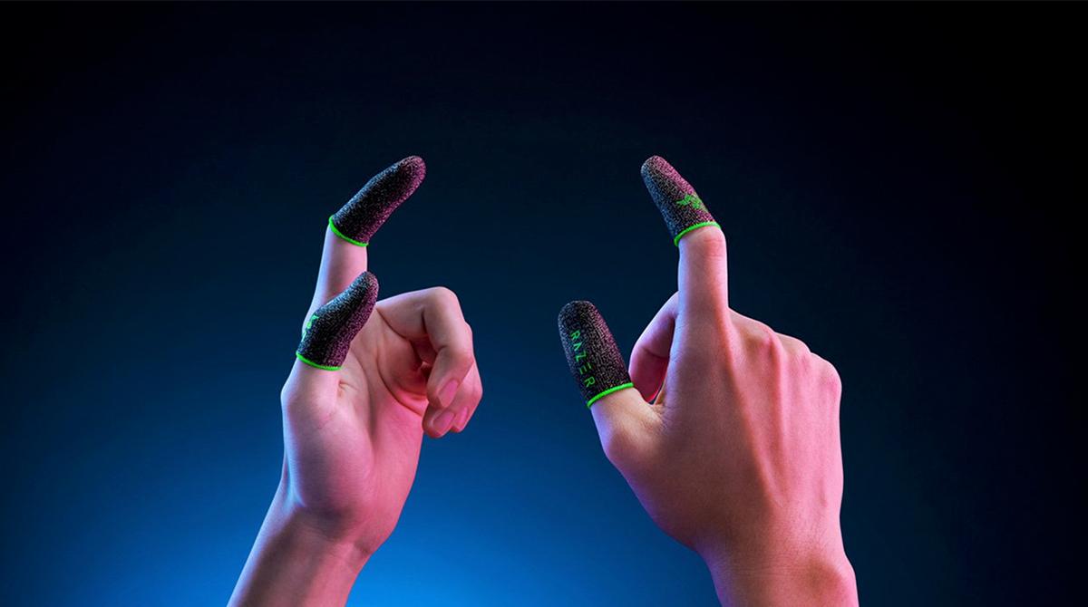 Razer: Gaming-Fingerhüte für mobile Gaming vorgestellt