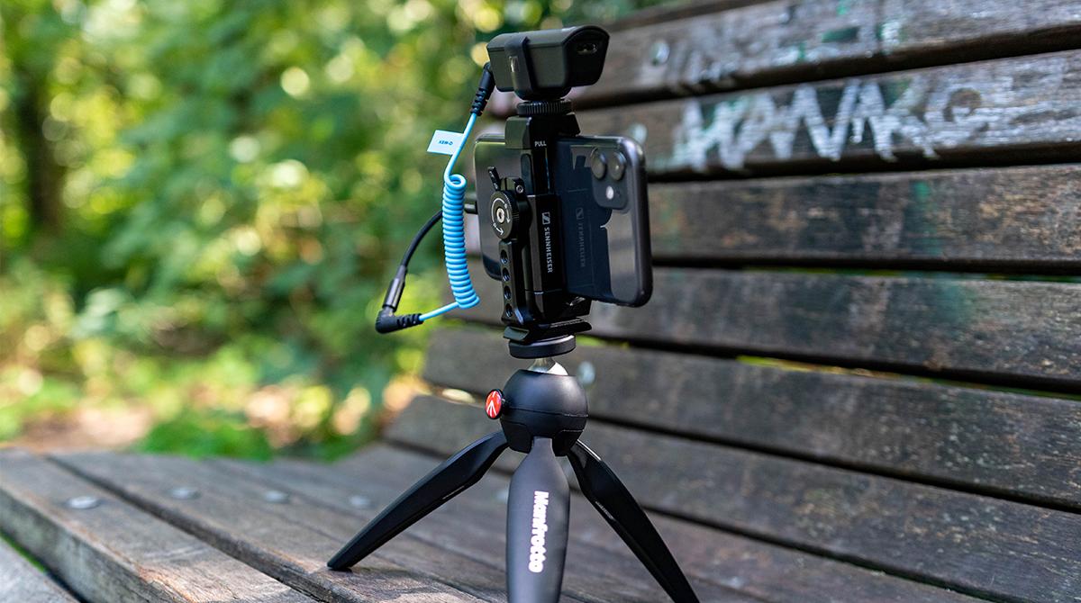 Sennheiser XSW-D Portable Lavalier Set im Test: Der erste Schritt zum Vlogger