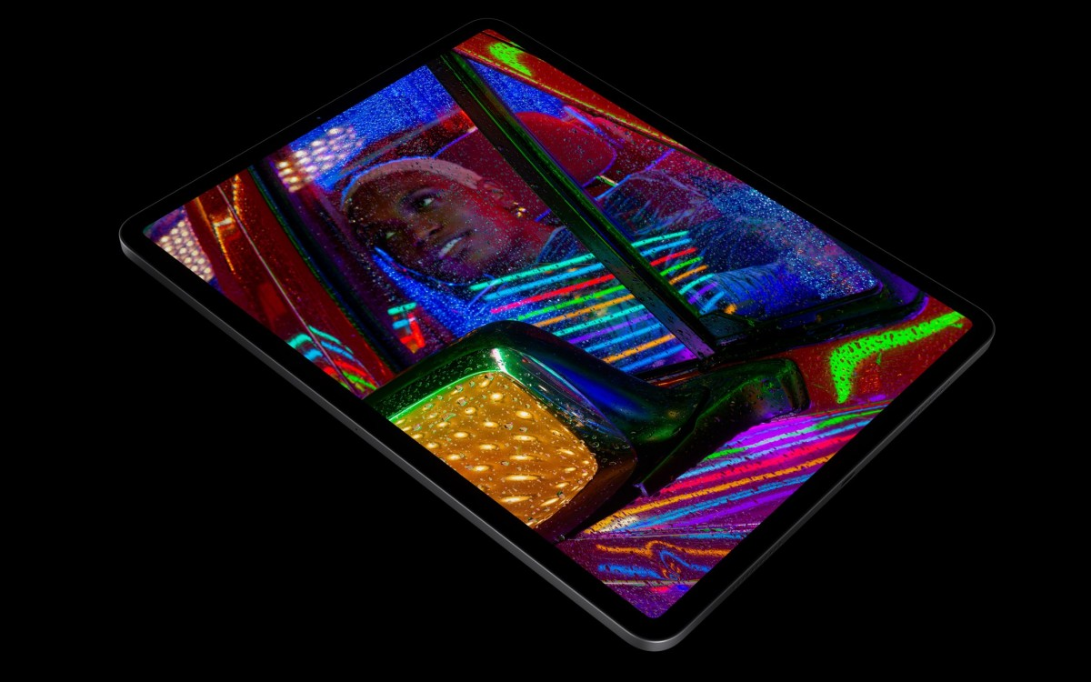 iPad OLED 11 inch canceled via gsmarena