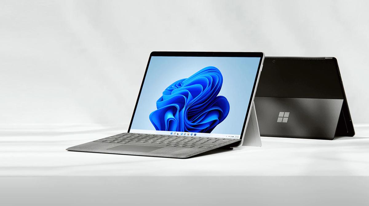 Microsoft Surface Pro 8 mit Thunderbolt 4 und 120 Hz-Display vorgestellt