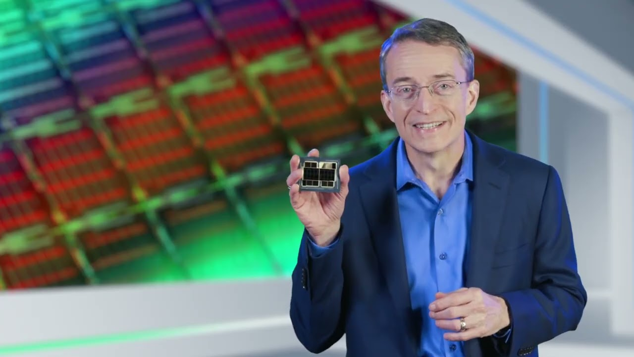 Intel CEO erklärt: Wir sind zurück und für AMD ist es vorbei