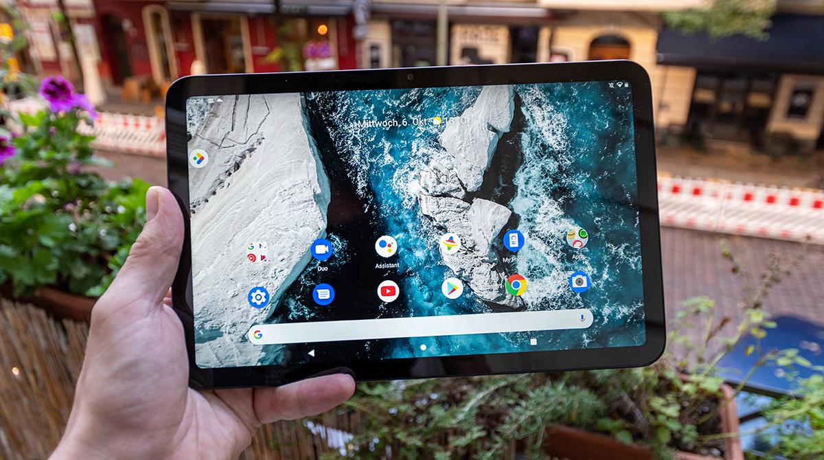 Nokia T20: Gelungenes Tablet der Finnen mit langen Updates