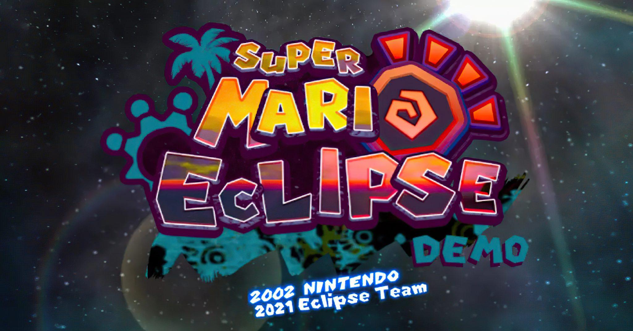 """Super Mario Sunshine: Fan-Mod """"Eclipse"""" bringt den Klempner auf den PC"""